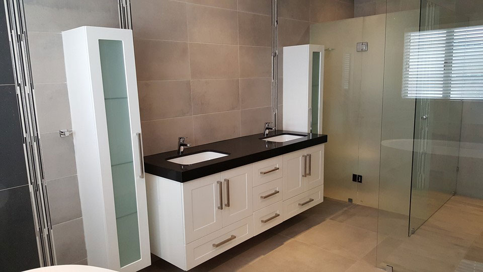 some work we have done - Bathroom Cabinets Kzn