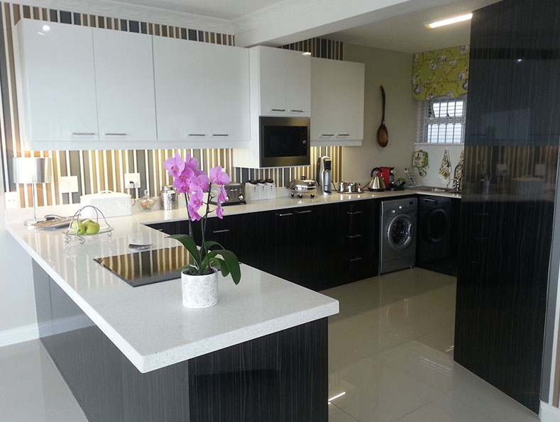 kitchen installation morningside durban