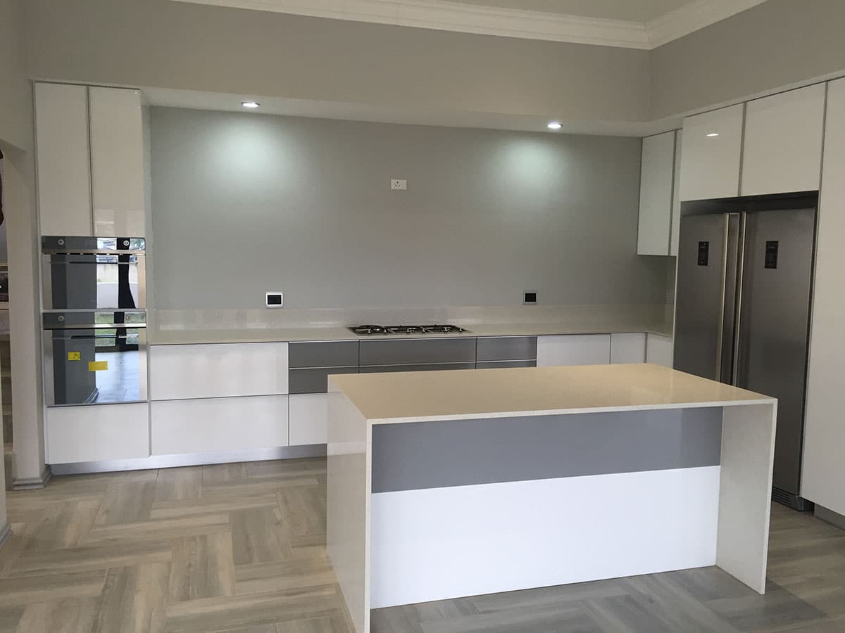 Modern Fully Fitted Kitchen renovations kzn