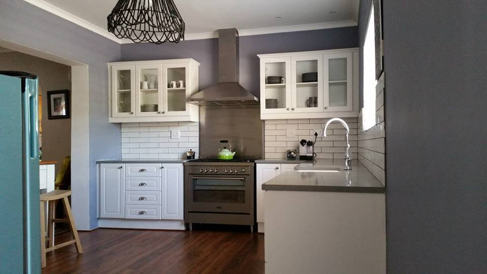 Kitchen done by Cupboard Value Pietermaritzburg