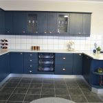 cupboard value cato ridge blue kitchen white marble tops 150x150 - THE SHOWROOM