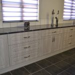 cupboard value cato ridge white kitchen tiled floor 150x150 - THE SHOWROOM